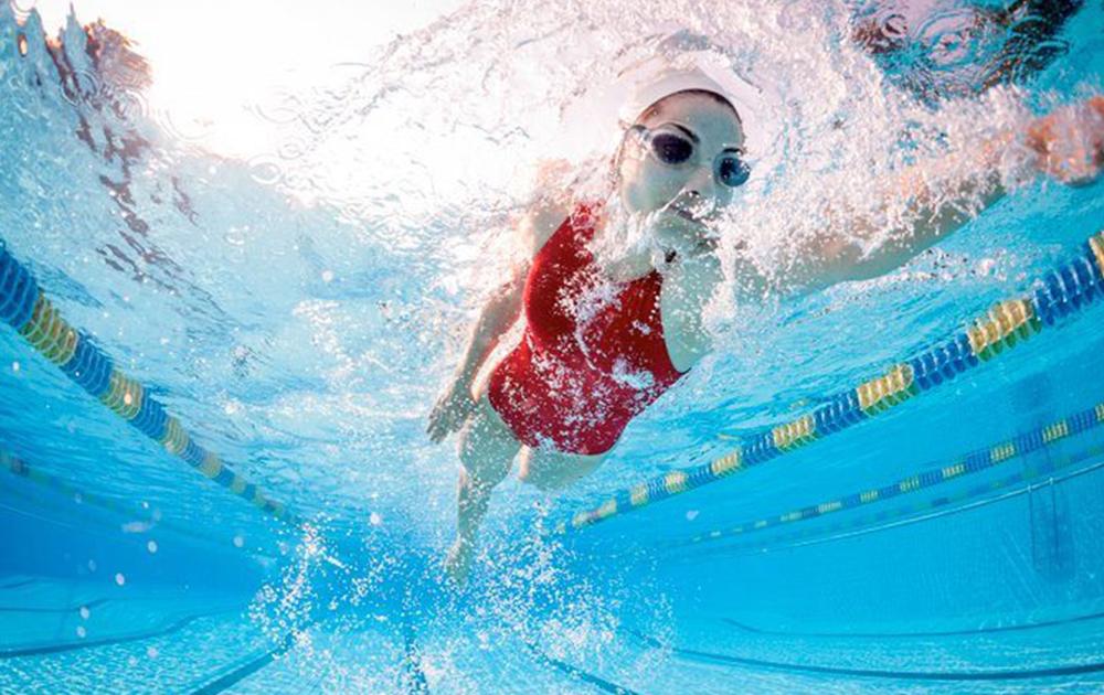 Nadadora da